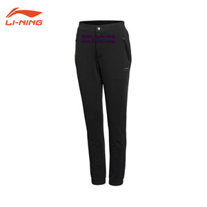Women Badminton Trousers 2016 Li-Ning Rio Olympics CHINA Badminton Pants Li Ning AKLL492