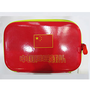 Olympic Table Tennis Racket Bag 2016 Li Ning Zhang Jike Ma Long Table Tennis Pingpong Hard Beat Box CP