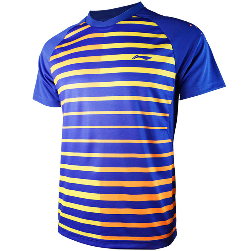 37686192 ... Li Ning/Li-ning AAYL119 Tee Badminton 2016 Lining Men Quick-drying O ...