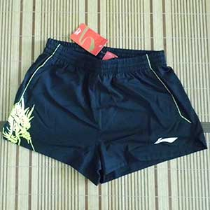 Li-Ning Table Tennis Shorts London Olympic Ping-pong Tournament Shorts Li Ning CP