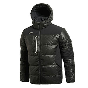Li-Ning Down Jacket 2016 Men Badminton Down Jacket Warm Windproof Li-ning AYMJ139