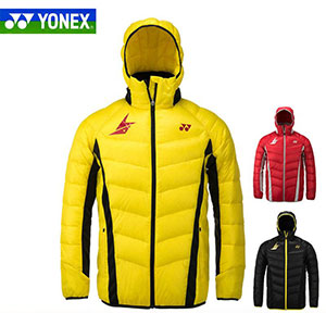 Lin Dan Down Jacket 2016 Badminton 90 Duck Down Thick Down Jacket Men Yonex 190055BCR