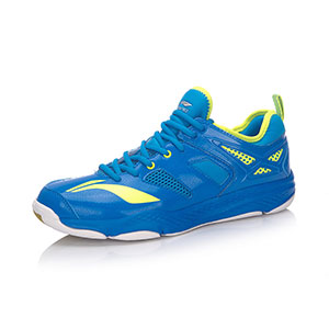 2017 Li Ning Badminton Shoes LI-NING CLOUD TUFFRB Men Badminton shoes LiNing AYTM019