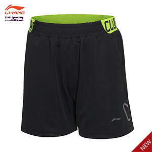 Women Badminton Shorts 2017 Li-Ning All England Badminton Shorts TD Fans Version Lining AAPM006