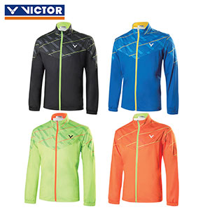 Victor Badminton Jacket 2017 Knitted Sports Badminton Jacket Victor J-70602 F/C/G/O