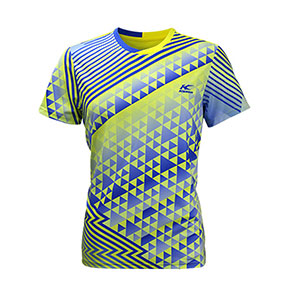 Kason Badminton Jersey 2017 Men Quick-drying Professional Badminton T-shirt Kason FAYM009