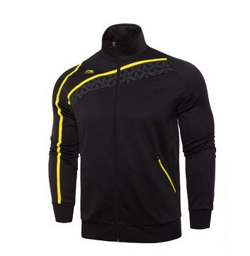 men Badminton jacket:2013 li-ning Badminton jacket,li-ning AWDH283