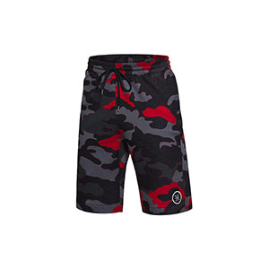 DWade Basketball Shorts 2017 Li-Ning D-Wade Training Zipper Pocket Men Shorts Basketball LiNing AKSM195
