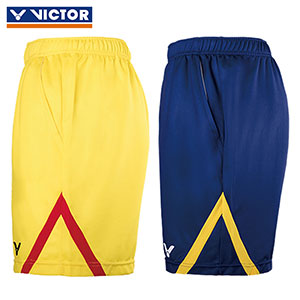 Victor Badminton Shorts: 2017 World Championships Malaysia Men Badminton Shorts,Victor R-75201 E/B
