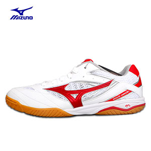 Mizuno Table Tennis Shoes 2017 Zhang Jike Ma Long Pingpong Table Tennis Shoes Wave Druve 8