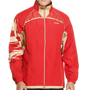Men Table Tennis Jackets Li Ning Men PingPong Sports Windbreaker Li-ning