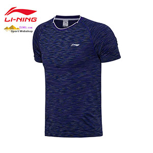 Li-Ning Badminton T-shirt: 2017 China Open Men Badminton Jersey TD,Lining AAYM139
