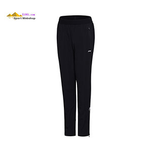 Li-Ning Badminton Trousers: 2017 World Championships Women Badminton Accept Award Pants,Lining AYKM212