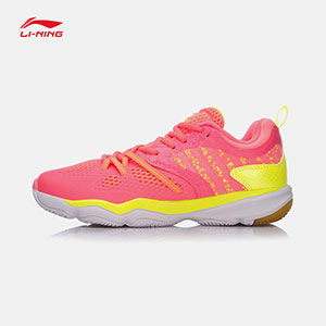 Li-ning 2017 Women Badminton shoes Ranger TD World Championships Badminton shoes Li ning AYTM074