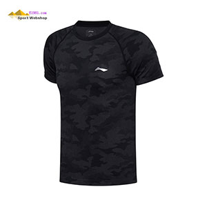Li-Ning Badminton T-shirt: 2017  AT DRY Men Badminton Jersey,Lining AAYM155