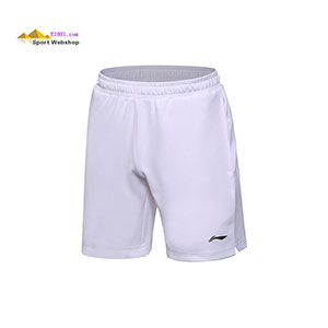 Men Badminton Shorts 2017 Li-Ning AT DRY Badminton Tournament Shorts Lining AAPM149
