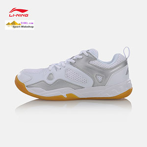 Women Badminton Shoes 2017 Li-Ning Mesh Surface Training Lady Badminton Shoes Lining AYTM038