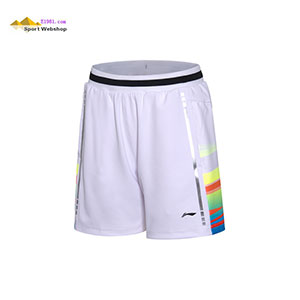 Lady Badminton Shorts 2017 Li-Ning World Championships CHINA Women Badminton Pants,Lining AAPM016