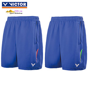 Victor Badminton Shorts: 2017 World Championships South Korea Tournament Men Badminton Shorts,Victor 75200 O/G