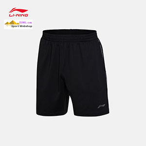 Li-Ning Badminton Shorts: 2017 Quick-drying Cool Men Badminton Pants,Lining AAPM145