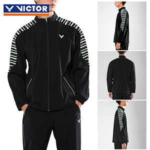 Victor Badminton Jacket: 2017 World Championships South Korea Badminton Receiving Awards Jacket,Victor J-75600 C