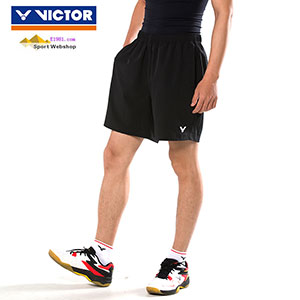 VICTOR Badminton Shorts 2017 VICTOR Woven single layer thin Sports Badminton Pants R-75202 C
