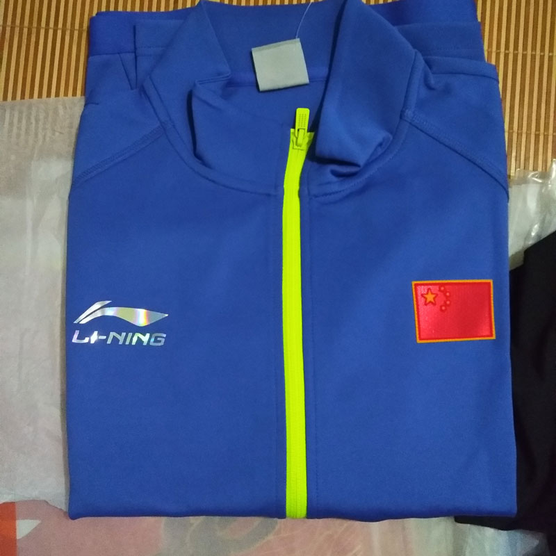 2017 World Championships Table Tennis Jacket CHINA National Team Pingpong Jacket Lining CP