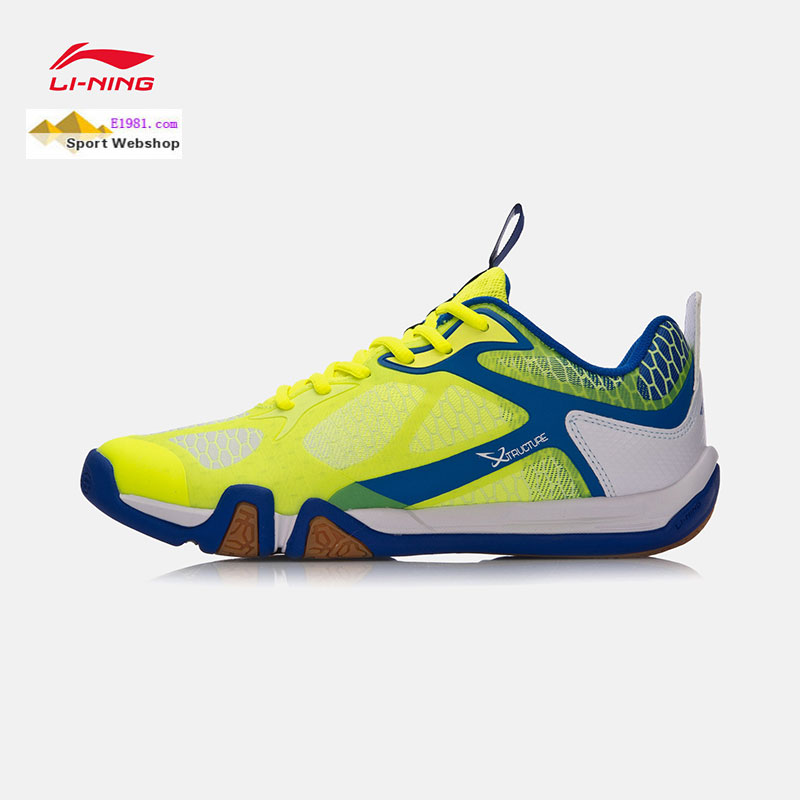 Men Badminton Shoes: 2017 Li ning Training Badminton Shoes ,Li-ning AYTM031