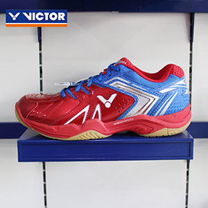 VICTOR Badminton Shoes 2017 Men Professional Badminton Shoes Victor SH-A610 II AH/DF/MQ