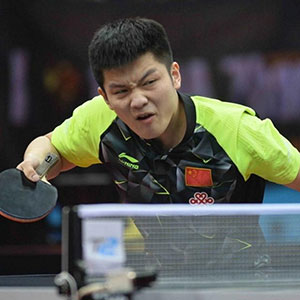 Men Table Tennis Jersey China Table Tennis Team Competition T-Shirt Sponsorship Li-ning CP-3