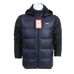 Men  Badminton Down Jacket: Li Ning Down Jacket li-ning AYMK099
