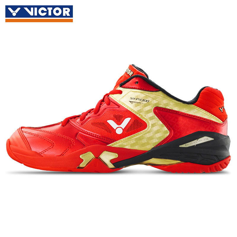 VICTOR Badminton Shoes 2017 Comprehensive and Stable Professional Badminton Shoes Victor SH-P9200FX