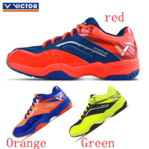 Children Badminton Shoes 2018 Victor Badminton Shoes Victor A960JR