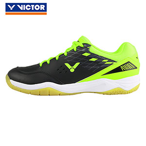 VICTOR Badminton Shoes: 2018 Men Women Training Badminton Shoes A100