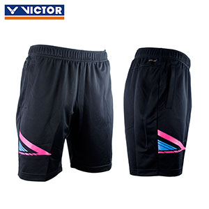 Victor Badminton Shorts 2018 South Korea Men Badminton Tournament Shorts Victor R-80200C