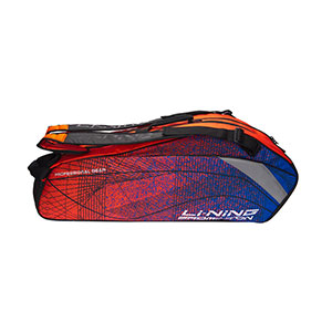 Lining Badminton Bag 2018 Professional 6 in 1 Badminton Racket Bag, Lining ABJN012