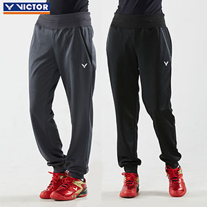 VICTOR Badminton Trousers 2018 Women Knitting Sports Badminton Pants Victor P-81809