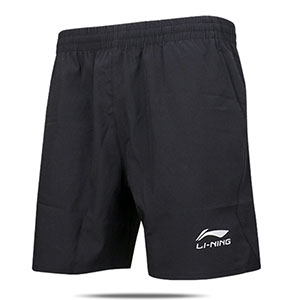2018 Li-Ning PingPong Shorts Men Table Tennis Shorts Lining AAPM259-1