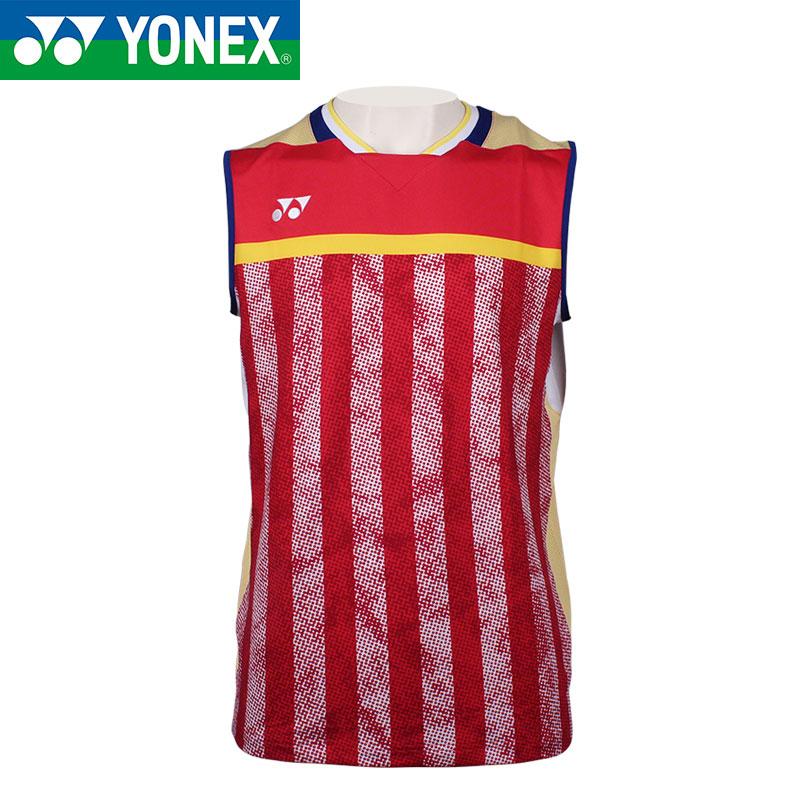 49c55e0e7849f Lee Chong Wei Badmonton No Sleeve Shirts