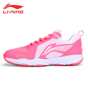 Women Badminton Shoes 2018 Lining Lightweight Badminton Shoes Lining AYTN062-1-2