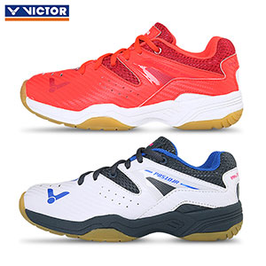 VICTOR Kids Badminton Shoes 2018 Children Sports Shoes VICTOR SH-P8510JR
