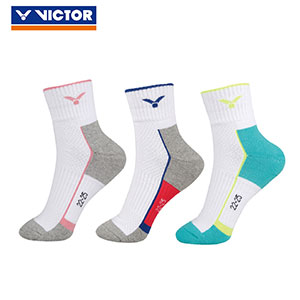 VICTOR badminton Socks 2018 sports professional socks Women VICTOR SK234