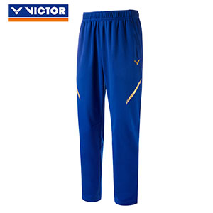Victor Badminton Trousers 2018 Malaysia South Korea Men Badminton Pants Slim Style Victor P-85800 F C