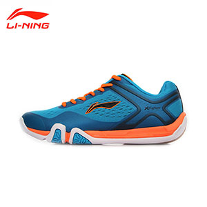 Li-ning Badminton shoes: 2017 Men Badminton shoes TD Affixed to flight, LI NING AYTM039