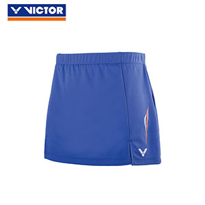 Victor Badminton Short Skirt : 2017 South Korea Tournament Women Badminton Skirt,Victor K-76300 O/G