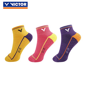 VICTOR badminton Socks 2018 sports professional socks Women VICTOR SK236