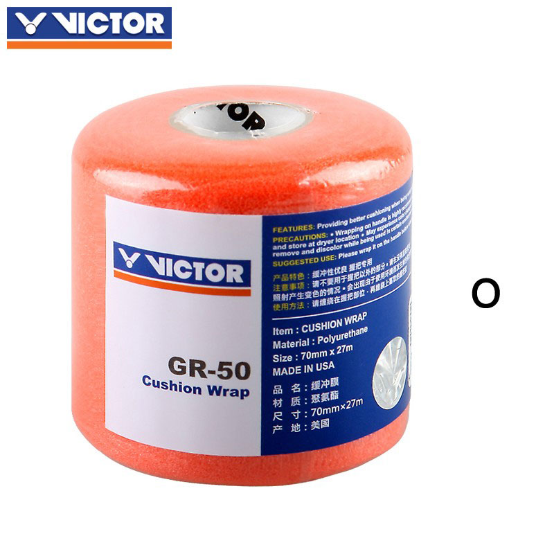 VICTOR Badminton Racket Grip buffer film VICTOR GR5