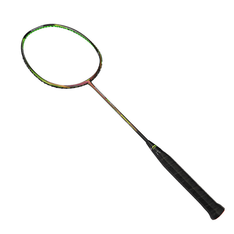Li Ning Badminton Racket 2018 Turbo Charging 75D 75C Badminton Racket Full Carbon,Li-ning AYPM392-1 AYPM424-1
