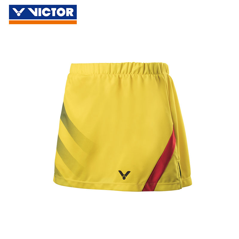 Victor Badminton Short Skirt: 2017 World Championships Malaysia Women Badminton Skirt,Victor K-76301 B/E