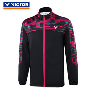 Victor Badminton Jacket: October 2018 Men Badminton Jacket ,Victor J-85604